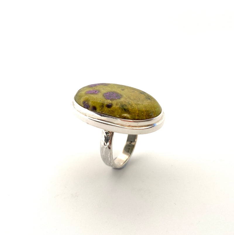 Atlantisite Ring by Rare and Beautiful