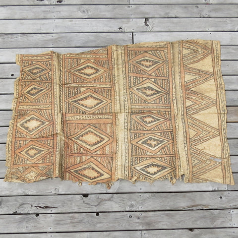 The Rare and Beautiful- Tapa cloth