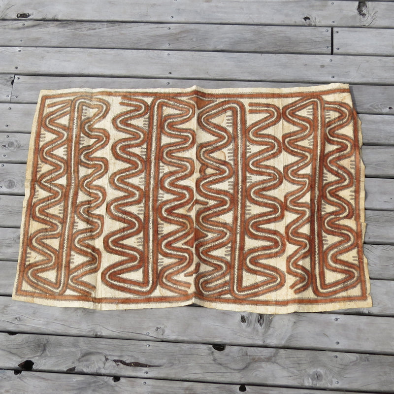 The Rare and Beautiful- Tapa cloth from PNG