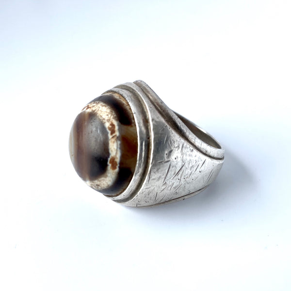 Ancient Ghost eye bead