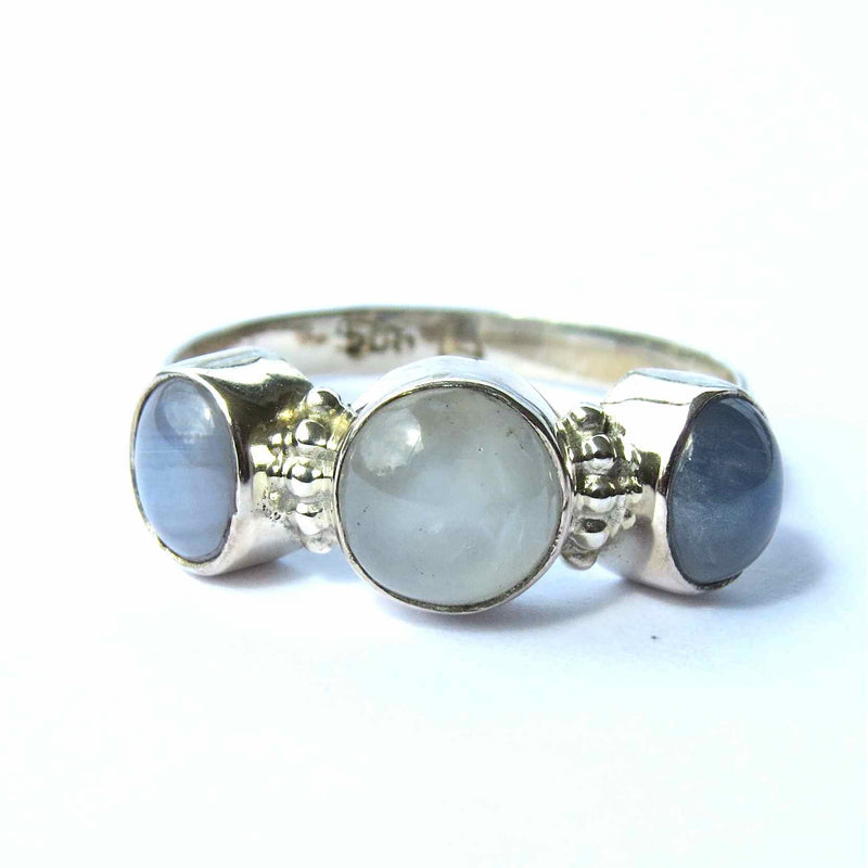 Star sapphire ring for sale