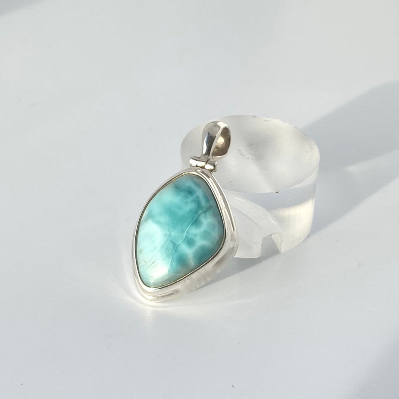Larimar Pendant by Rare and Beautiful