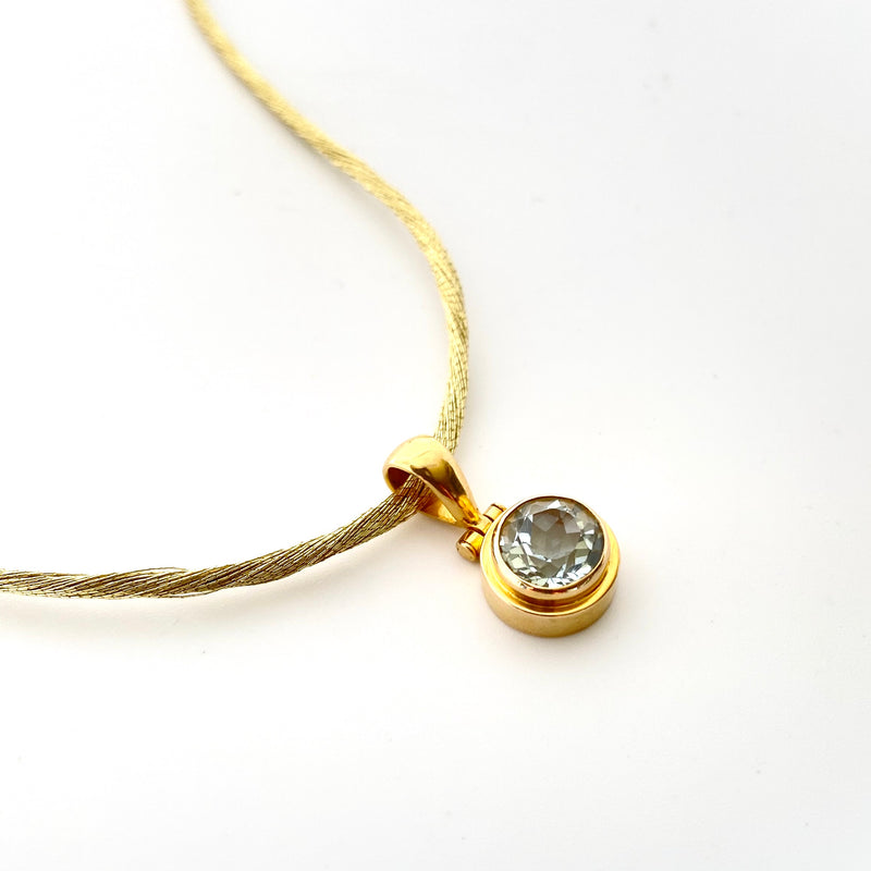 Killiecrankie Gold Pendant