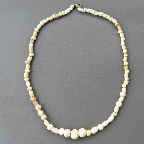 Ancient Glass Bead Necklace Sumba island