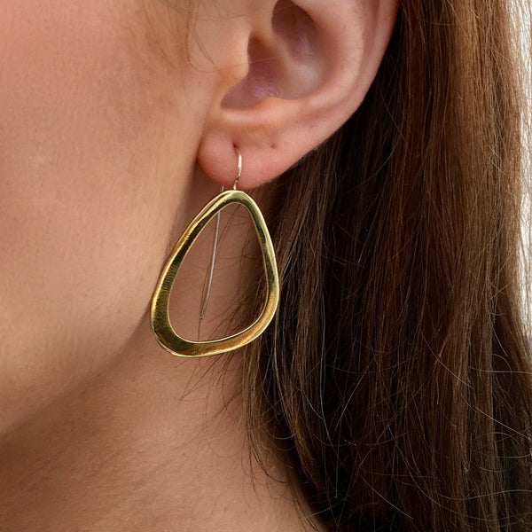 Simple Loop Earring