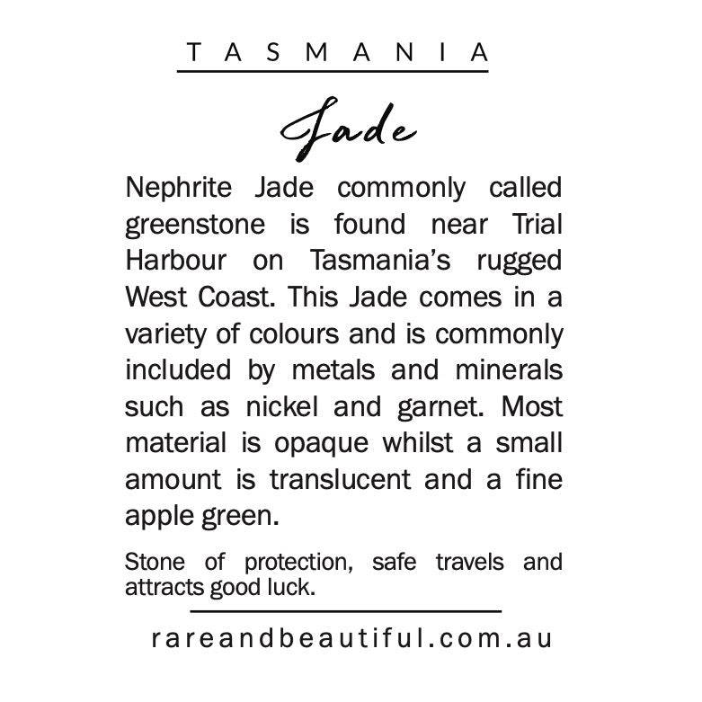 Tasmanian Jade Necklace