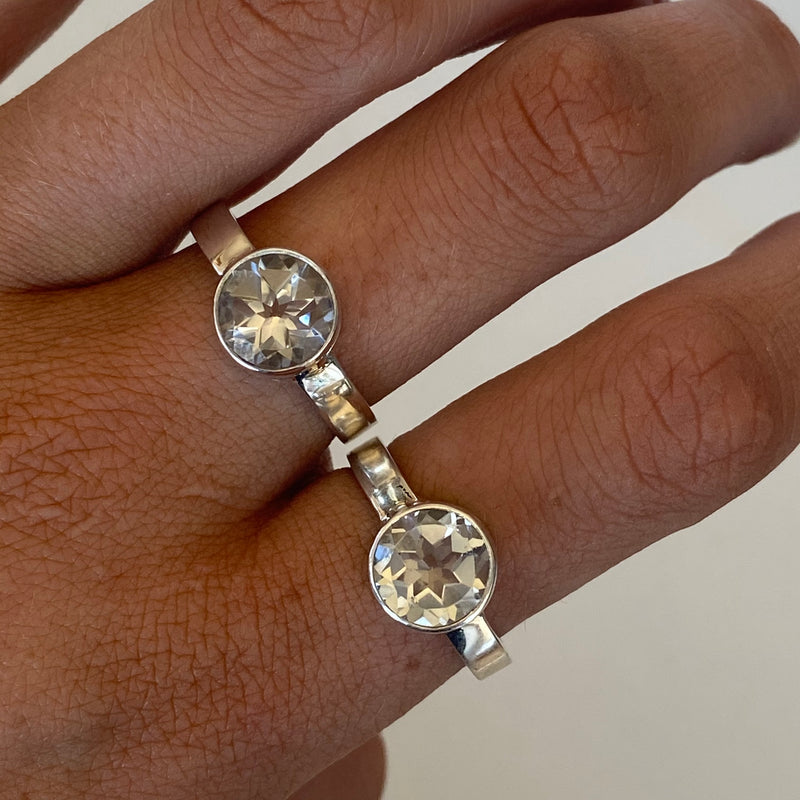 Tasmanian Killiecrankie diamond ring