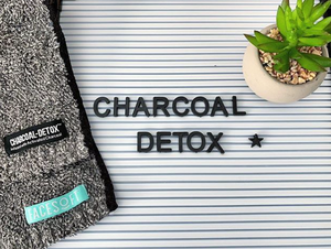 Top 3 reasons why we chose Charcoal as our main ingredient to infuse into our luxurious and eco-friendly towel.