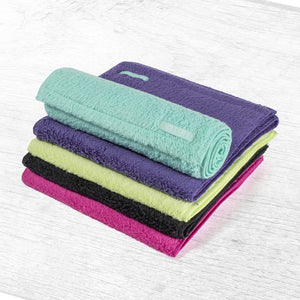 FaceSoft Active Towels Super Soft Extremely Absorbent Biodegradable No Micro-Fiber Plastic Hypoallergenic Antimicrobial
