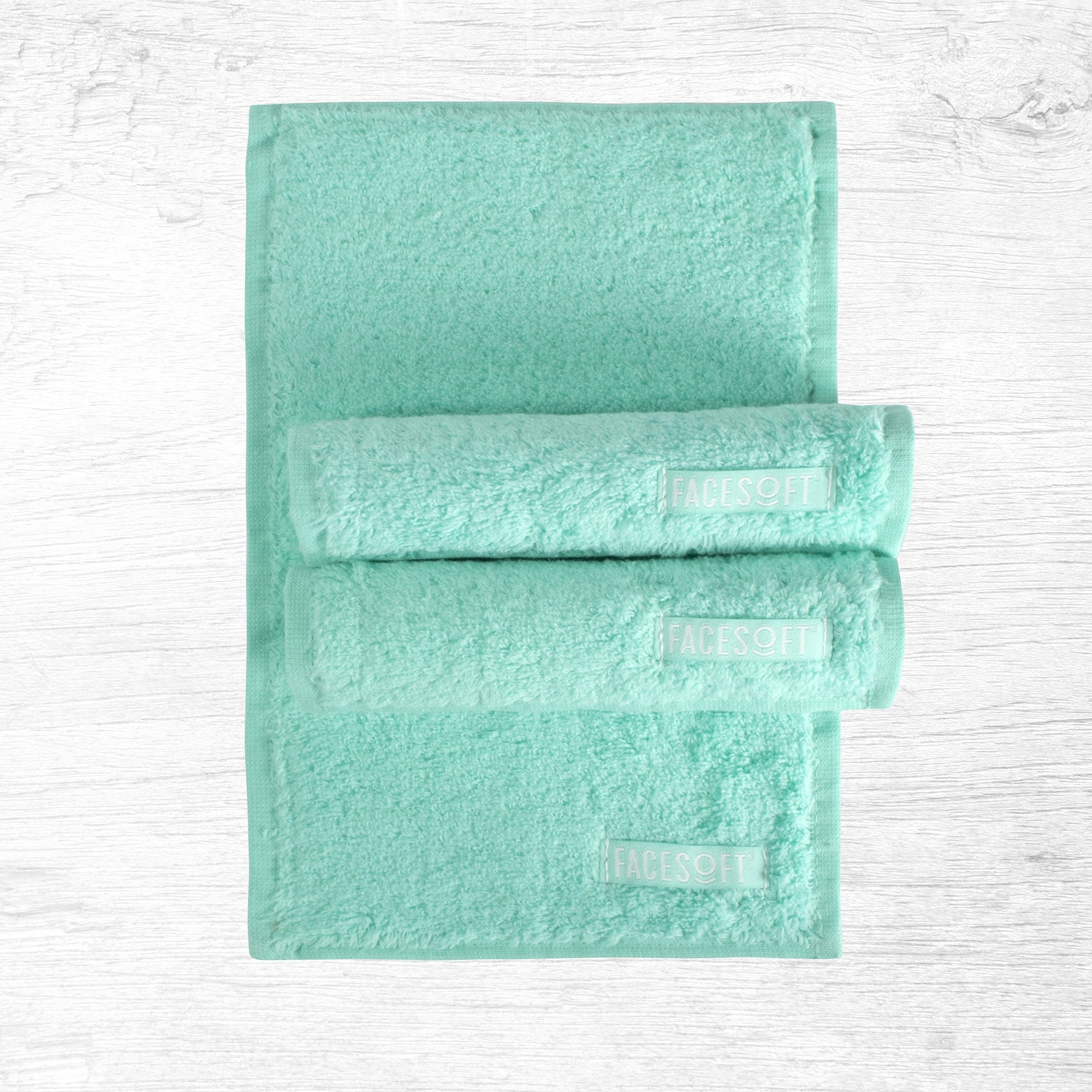 FACESOFT® AQUA PEARL MINI TOWEL