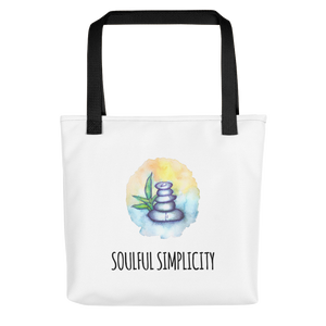 tomorrowspeople - Soulful Simplicity - Tote Bag - Tomorrow's People - Brand
