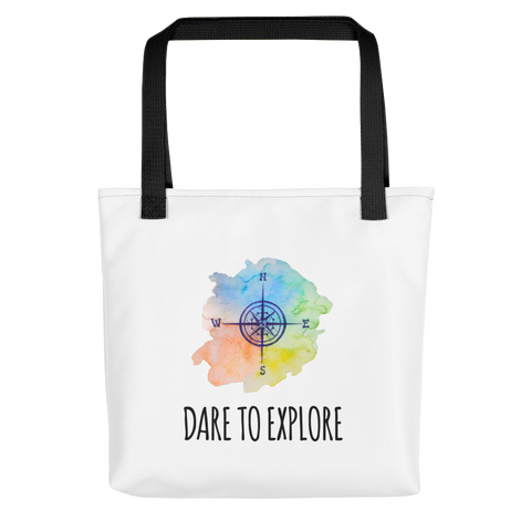 tomorrowspeople - Dare To Explore - Tote Bag - Tomorrow's People - Brand