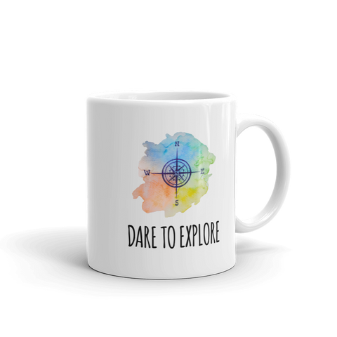 tomorrowspeople - Dare To Explore - Mug - Tomorrow's People - Brand