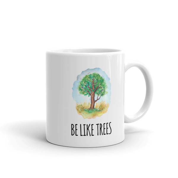 tomorrowspeople - Be Like Trees - Mug - Tomorrow's People - Brand