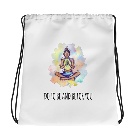 tomorrowspeople - Do To Be And Be For You - Drawstring Bag - Tomorrow's People - Brand