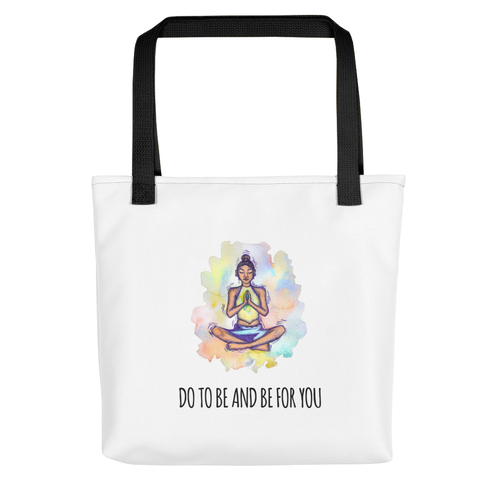 tomorrowspeople - Do To Be And Be For You - Tote Bag - Tomorrow's People - Brand