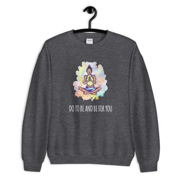 tomorrowspeople - Do To Be And Be For You - Sweatshirt - Tomorrow's People - Brand