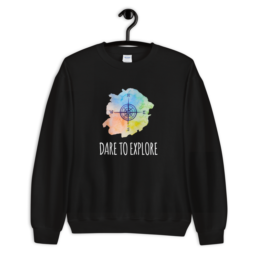 tomorrowspeople - Dare To Explore - Sweatshirt - Tomorrow's People - Brand