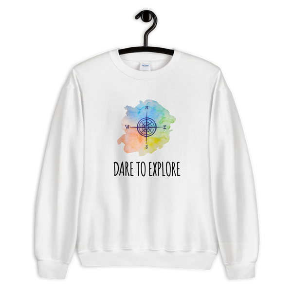 Dare To Explore - Sweatshirt