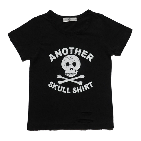 Another Skull Tee