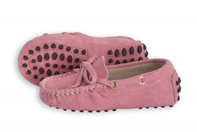 Oscar's for kids Capri Dusk Pink Loafers