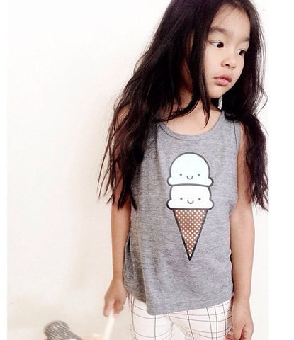 Whistle and Flute Ice Cream Tank