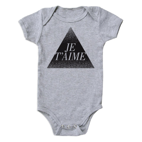 Whistle and Flute Je'Taime Bodysuit
