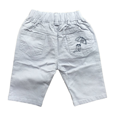 Getaway Grey Short Pants