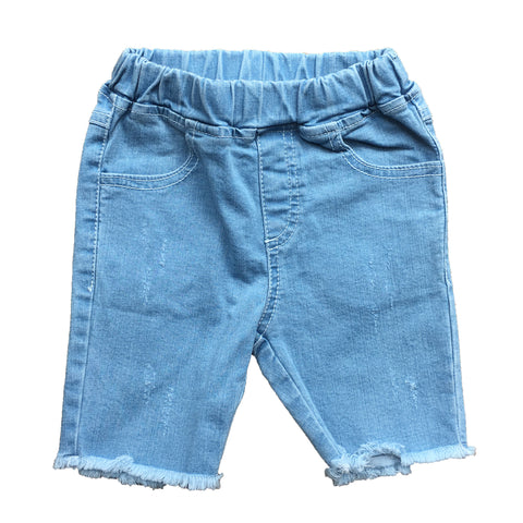 Benny Distressed Stretchy Jeans