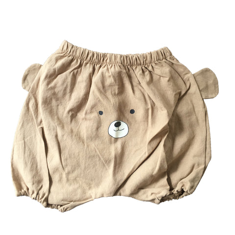 Blush/Brown Bear Bloomers