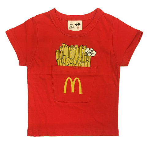 Fries To Go Tee