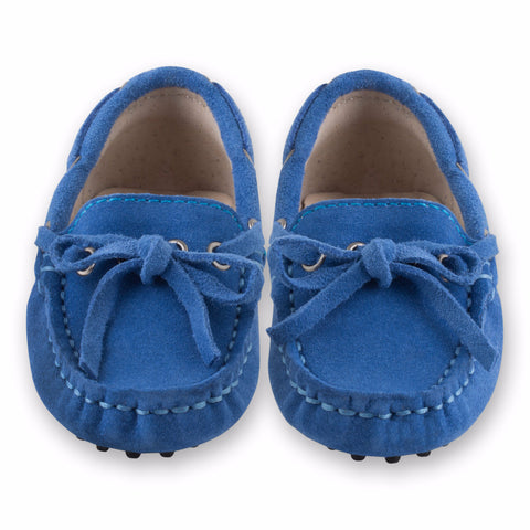 Oscar's for kids Capri Sky Blue Loafers