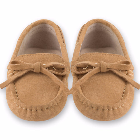 Oscar's for kids Capri Brown Loafers