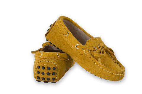 Oscar's for kids Capri Yellow Loafers