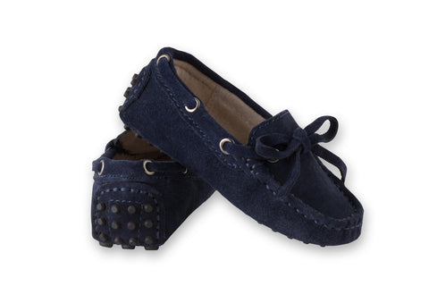 Oscar's for kids Capri Navy Loafers