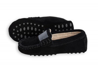 Oscar's for kids Milan Black Loafers