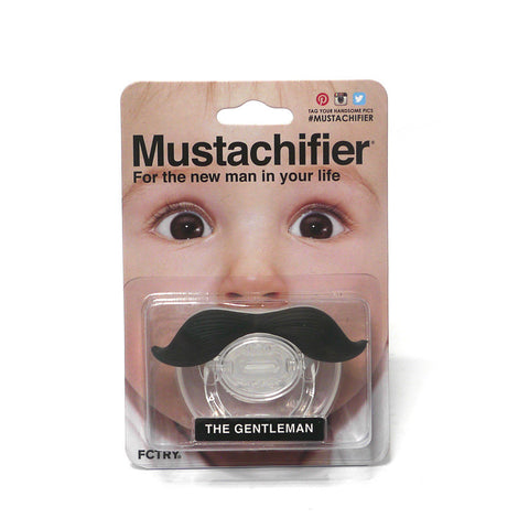 Mustachifier - The Gentleman