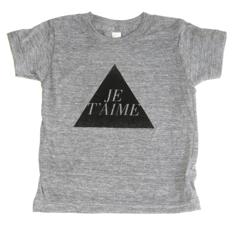 Whistle and Flute Je'Taime Tee