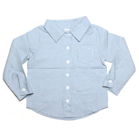 Lewis Classic Gingham Shirt