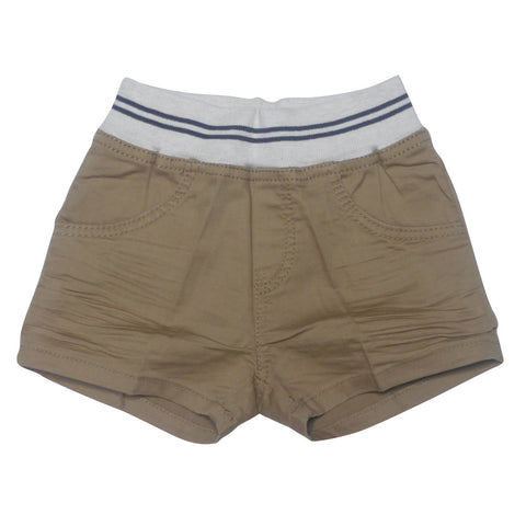 BF Striped Waist Shorts