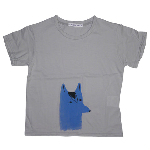 Ghost Fox Tail Tee