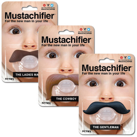 Mustachifier - The Full Monty