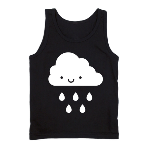 Whistle and Flute Kawaii Cloud Tank