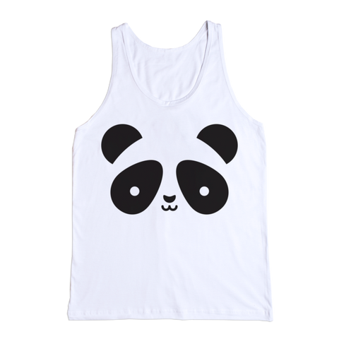 Whistle and Flute Panda Tank