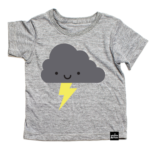 Whistle and Flute Kawaii Storm Cloud Tee
