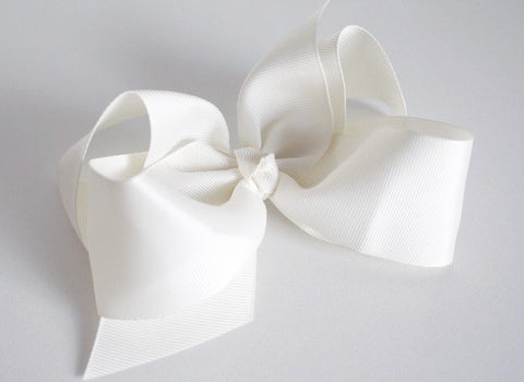 Bambini Boutique Bow Clips - Large