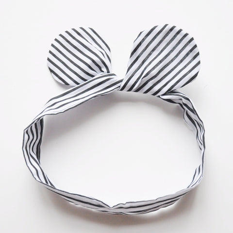 Mouse Ears Wire Head Band