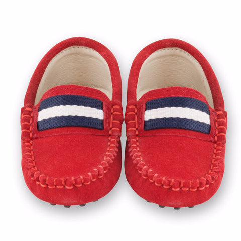 2b11bca8840 Oscar s for kids Milan Red Loafers ...