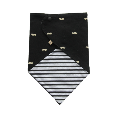 Mini Mister Reversible Bib