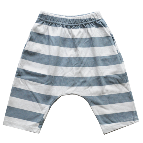 Luc Striped Shorts